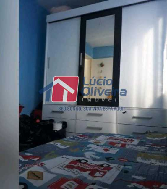 6-Quarto Solteiro...... - Apartamento à venda Estrada João Paulo,Honório Gurgel, Rio de Janeiro - R$ 145.000 - VPAP21263 - 8