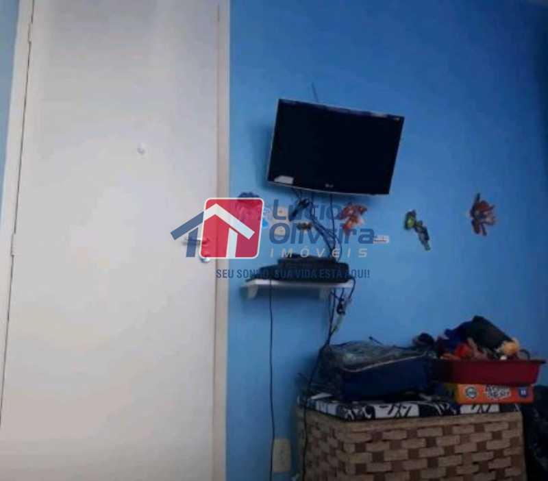 7-Quarto Solteiro.. - Apartamento à venda Estrada João Paulo,Honório Gurgel, Rio de Janeiro - R$ 145.000 - VPAP21263 - 9