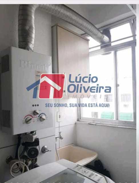 12-Area serviço - Apartamento à venda Estrada João Paulo,Honório Gurgel, Rio de Janeiro - R$ 145.000 - VPAP21263 - 14