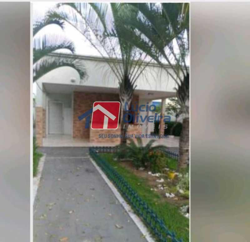 17-Churrasqueira 2 - Apartamento à venda Estrada João Paulo,Honório Gurgel, Rio de Janeiro - R$ 145.000 - VPAP21263 - 19