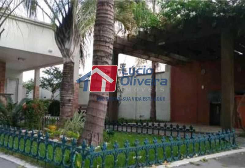 20-Jardim - Apartamento à venda Estrada João Paulo,Honório Gurgel, Rio de Janeiro - R$ 145.000 - VPAP21263 - 23