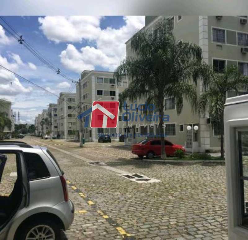 21-Condominio estacionamento - Apartamento à venda Estrada João Paulo,Honório Gurgel, Rio de Janeiro - R$ 145.000 - VPAP21263 - 24