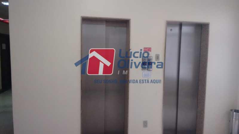11 - Sala Comercial 54m² para alugar Rua Avenida Venezuela,Centro, Rio de Janeiro - R$ 900 - VPSL00022 - 12