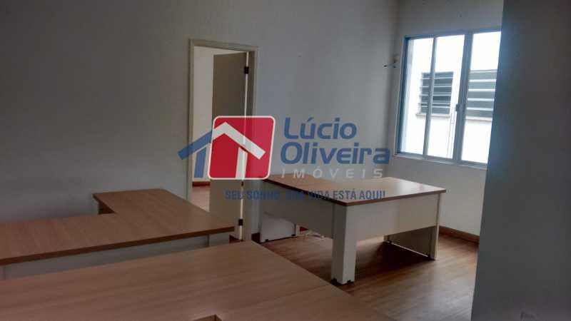 08 - Sala Comercial 54m² para alugar Rua Avenida Venezuela,Centro, Rio de Janeiro - R$ 900 - VPSL00022 - 9