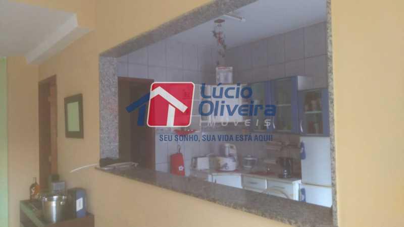 2 Sala - Casa de Vila à venda Rua Apia,Vila da Penha, Rio de Janeiro - R$ 580.000 - VPCV40001 - 4
