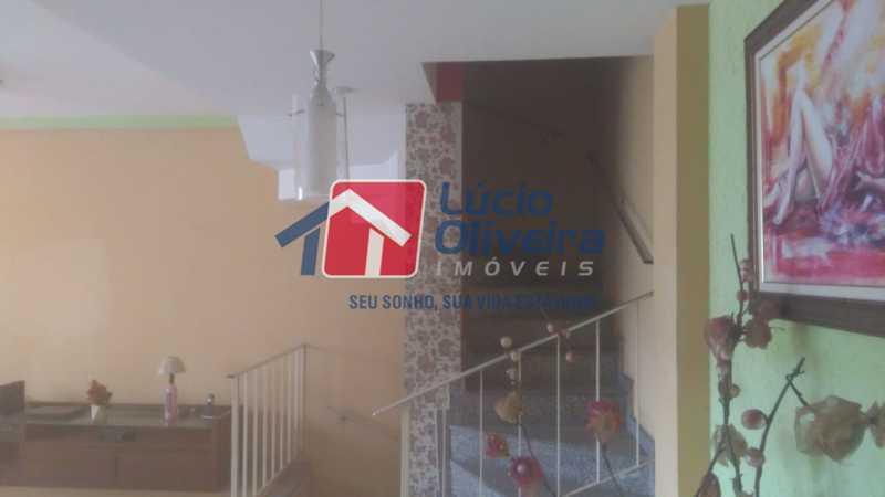 3 Sala - Casa de Vila à venda Rua Apia,Vila da Penha, Rio de Janeiro - R$ 580.000 - VPCV40001 - 5