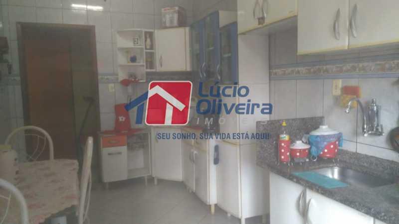 4 Cozinha - Casa de Vila à venda Rua Apia,Vila da Penha, Rio de Janeiro - R$ 580.000 - VPCV40001 - 6