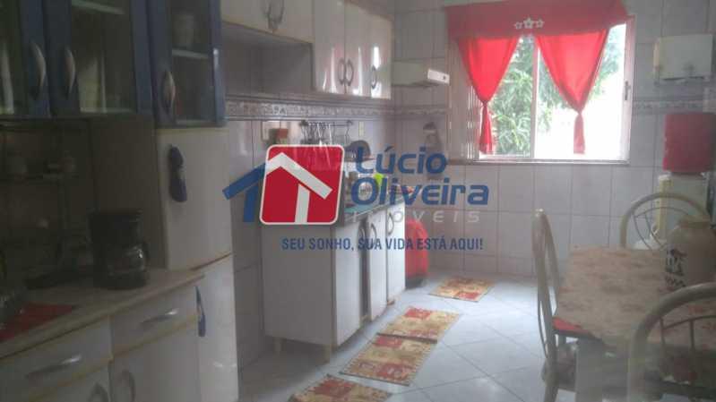 5 Cozinha - Casa de Vila à venda Rua Apia,Vila da Penha, Rio de Janeiro - R$ 580.000 - VPCV40001 - 7