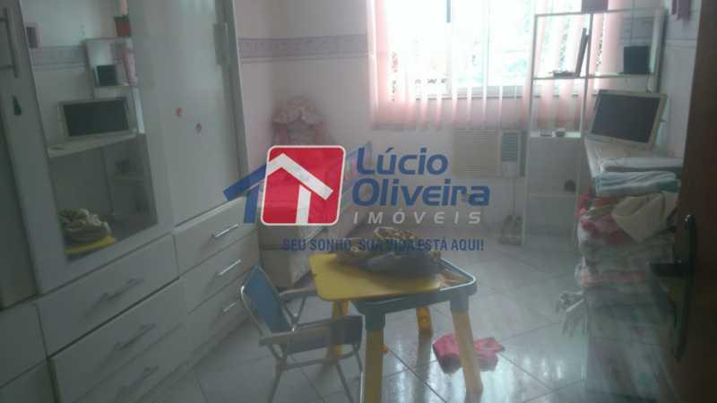 06 Quarto - Casa de Vila à venda Rua Apia,Vila da Penha, Rio de Janeiro - R$ 580.000 - VPCV40001 - 9