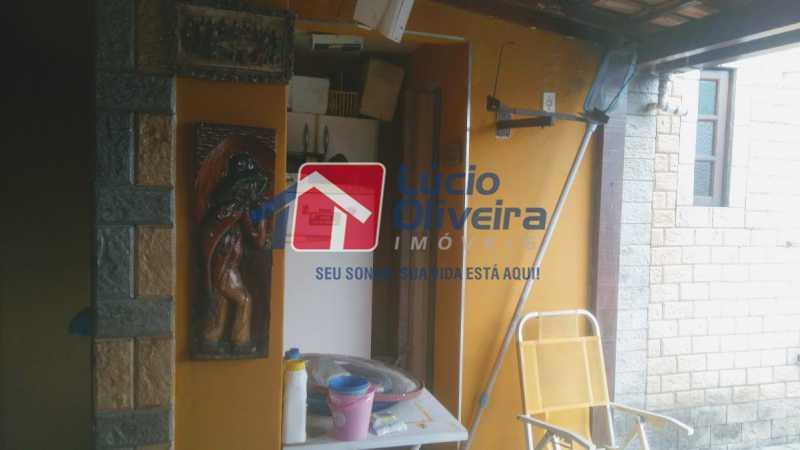 13.1 Area Gourmet - Casa de Vila à venda Rua Apia,Vila da Penha, Rio de Janeiro - R$ 580.000 - VPCV40001 - 15