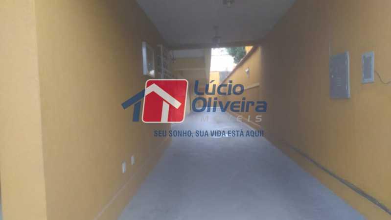 20 Garagem - Casa de Vila à venda Rua Apia,Vila da Penha, Rio de Janeiro - R$ 580.000 - VPCV40001 - 17