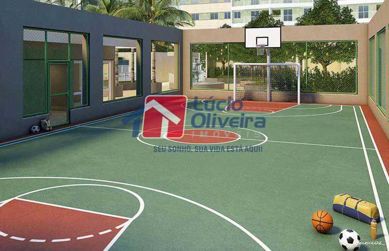 5 quadra - Apartamento Rua Bernardo Taveira,Vicente de Carvalho, Rio de Janeiro, RJ À Venda, 2 Quartos, 60m² - VPAP21265 - 7
