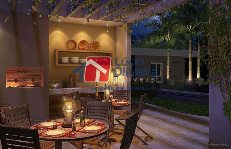 6 area gourmet - Apartamento Rua Bernardo Taveira,Vicente de Carvalho, Rio de Janeiro, RJ À Venda, 2 Quartos, 60m² - VPAP21265 - 8