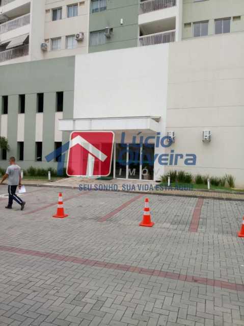 10 estacionamento. - Apartamento Rua Bernardo Taveira,Vicente de Carvalho, Rio de Janeiro, RJ À Venda, 2 Quartos, 60m² - VPAP21265 - 12