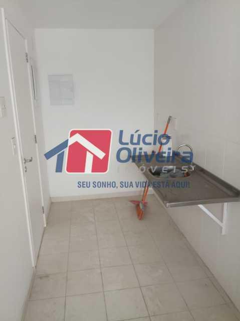 14 cozinha. - Apartamento Rua Bernardo Taveira,Vicente de Carvalho, Rio de Janeiro, RJ À Venda, 2 Quartos, 60m² - VPAP21265 - 16