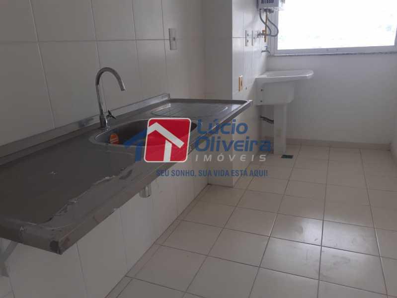 15 cozinha - Apartamento Rua Bernardo Taveira,Vicente de Carvalho, Rio de Janeiro, RJ À Venda, 2 Quartos, 60m² - VPAP21265 - 17