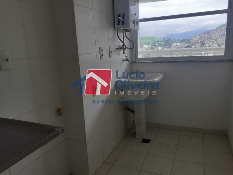16 area - Apartamento Rua Bernardo Taveira,Vicente de Carvalho, Rio de Janeiro, RJ À Venda, 2 Quartos, 60m² - VPAP21265 - 18