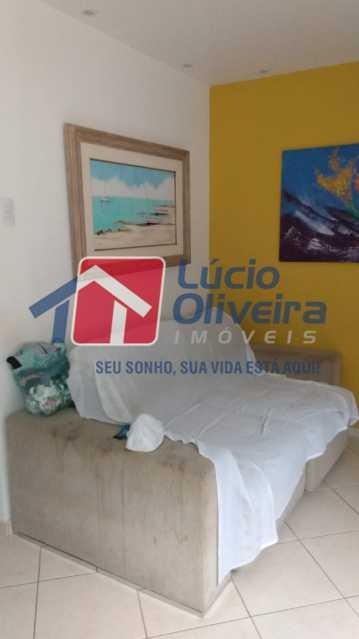 1-Sala - Apartamento à venda Rua Angélica Mota,Olaria, Rio de Janeiro - R$ 265.000 - VPAP21266 - 1