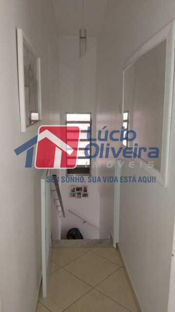 2- Sala - Apartamento à venda Rua Angélica Mota,Olaria, Rio de Janeiro - R$ 265.000 - VPAP21266 - 3