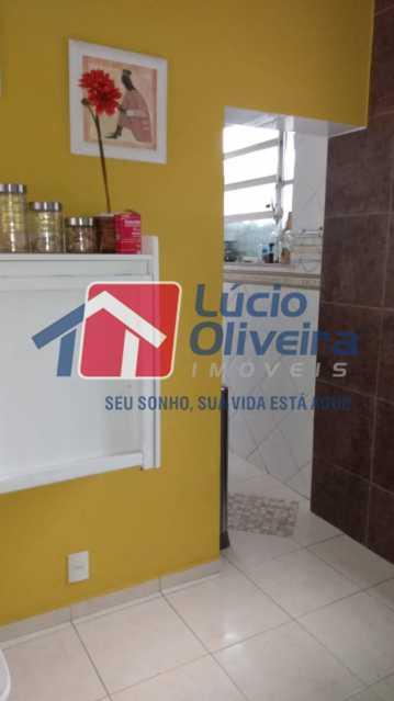 3-Sala - Apartamento à venda Rua Angélica Mota,Olaria, Rio de Janeiro - R$ 265.000 - VPAP21266 - 4