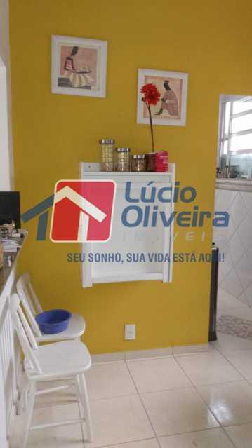 4-Sala - Apartamento à venda Rua Angélica Mota,Olaria, Rio de Janeiro - R$ 265.000 - VPAP21266 - 5