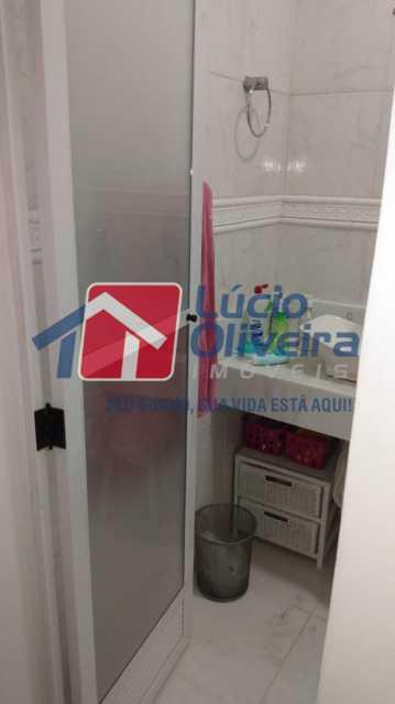 6- Circulação - Apartamento à venda Rua Angélica Mota,Olaria, Rio de Janeiro - R$ 265.000 - VPAP21266 - 7