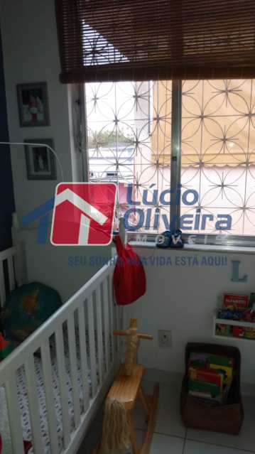 7- Banheiro - Apartamento à venda Rua Angélica Mota,Olaria, Rio de Janeiro - R$ 265.000 - VPAP21266 - 8