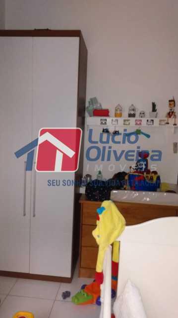 9- Quarto - Apartamento à venda Rua Angélica Mota,Olaria, Rio de Janeiro - R$ 265.000 - VPAP21266 - 10