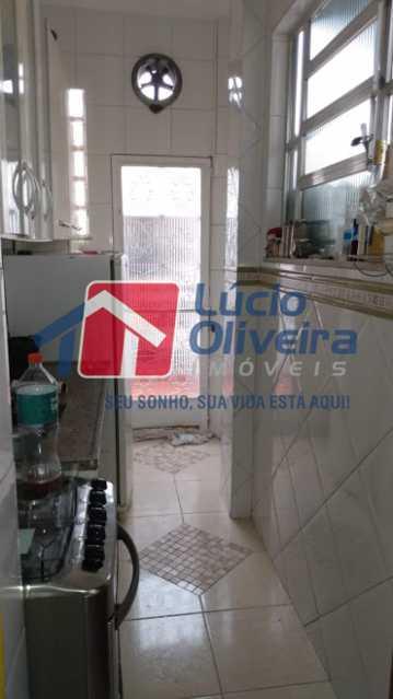 10- Cozinha - Apartamento à venda Rua Angélica Mota,Olaria, Rio de Janeiro - R$ 265.000 - VPAP21266 - 11