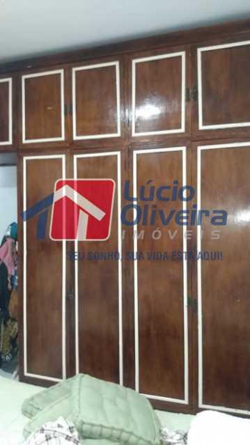 11- Quarto - Apartamento à venda Rua Angélica Mota,Olaria, Rio de Janeiro - R$ 265.000 - VPAP21266 - 12