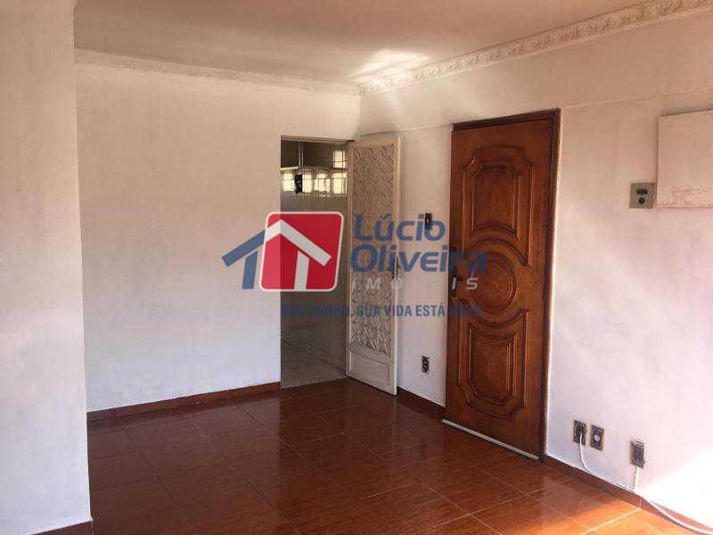 2-Sala - Apartamento à venda Estrada Adhemar Bebiano,Engenho da Rainha, Rio de Janeiro - R$ 170.000 - VPAP30300 - 3