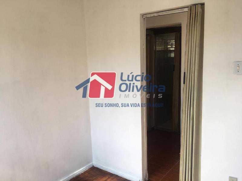 6-Quarto; - Apartamento à venda Estrada Adhemar Bebiano,Engenho da Rainha, Rio de Janeiro - R$ 170.000 - VPAP30300 - 7
