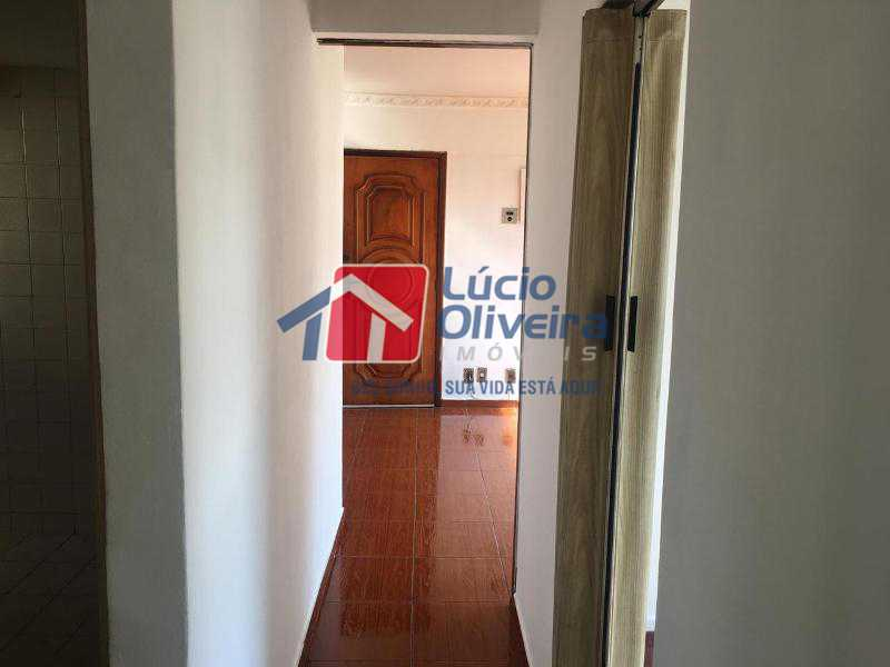 7Circulação. - Apartamento à venda Estrada Adhemar Bebiano,Engenho da Rainha, Rio de Janeiro - R$ 170.000 - VPAP30300 - 8