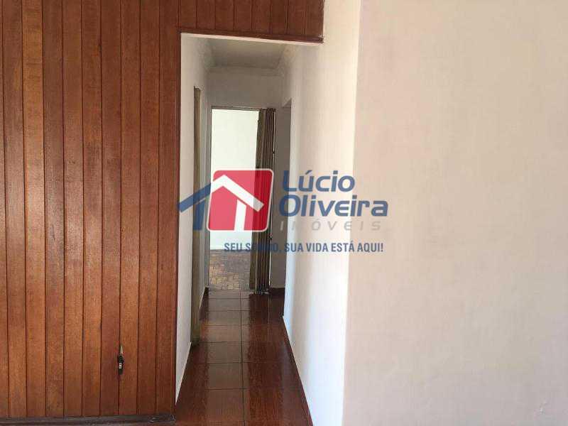 8Circulação - Apartamento à venda Estrada Adhemar Bebiano,Engenho da Rainha, Rio de Janeiro - R$ 170.000 - VPAP30300 - 9