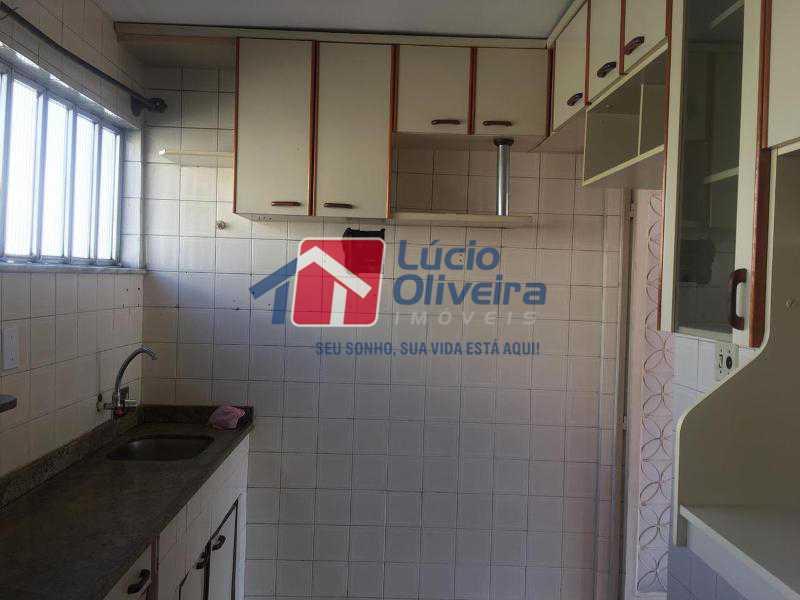 9-Cozinha..... - Apartamento à venda Estrada Adhemar Bebiano,Engenho da Rainha, Rio de Janeiro - R$ 170.000 - VPAP30300 - 10