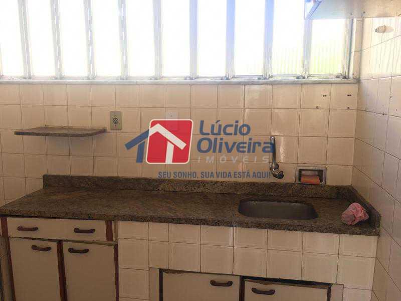 11-Cozinha - Apartamento à venda Estrada Adhemar Bebiano,Engenho da Rainha, Rio de Janeiro - R$ 170.000 - VPAP30300 - 12