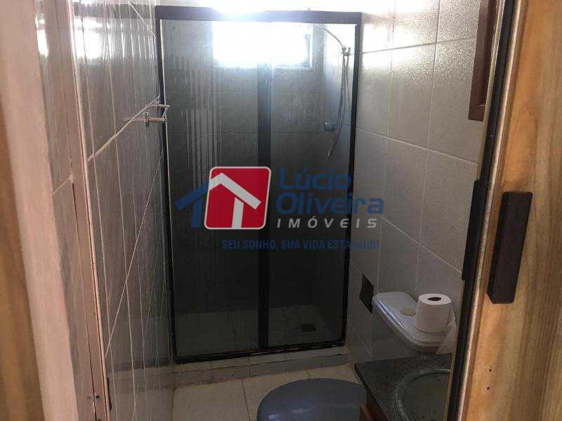 13-Banheiro social - Apartamento à venda Estrada Adhemar Bebiano,Engenho da Rainha, Rio de Janeiro - R$ 170.000 - VPAP30300 - 14