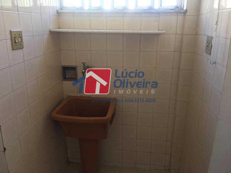 14-Lavanderia - Apartamento à venda Estrada Adhemar Bebiano,Engenho da Rainha, Rio de Janeiro - R$ 170.000 - VPAP30300 - 15