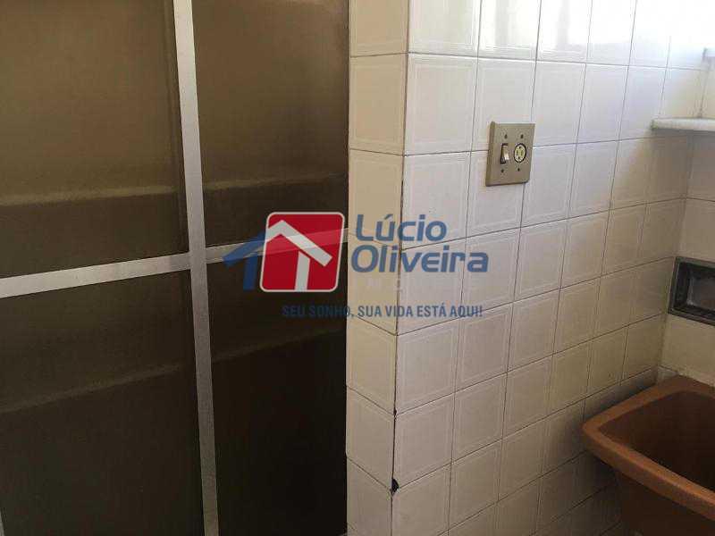 15-Area dispensa - Apartamento à venda Estrada Adhemar Bebiano,Engenho da Rainha, Rio de Janeiro - R$ 170.000 - VPAP30300 - 16