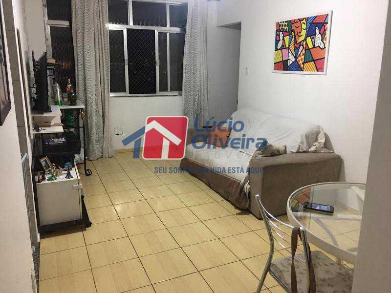 1-Sala 2 ambientes - Cobertura à venda Avenida Dom Hélder Câmara,Abolição, Rio de Janeiro - R$ 280.000 - VPCO20010 - 1