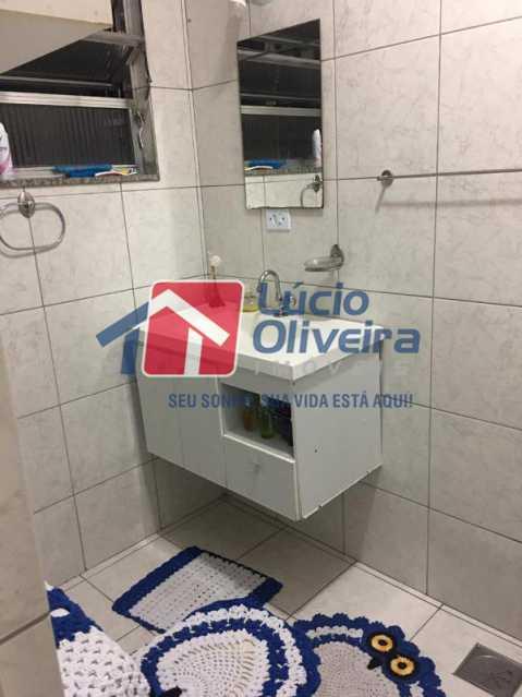 12-banheiro social - Cobertura à venda Avenida Dom Hélder Câmara,Abolição, Rio de Janeiro - R$ 280.000 - VPCO20010 - 13