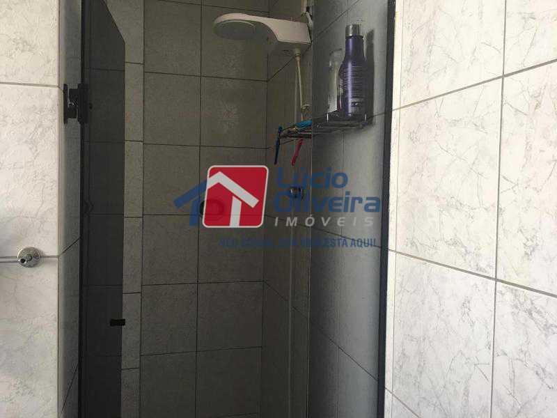13-Banheiro - Cobertura à venda Avenida Dom Hélder Câmara,Abolição, Rio de Janeiro - R$ 280.000 - VPCO20010 - 14