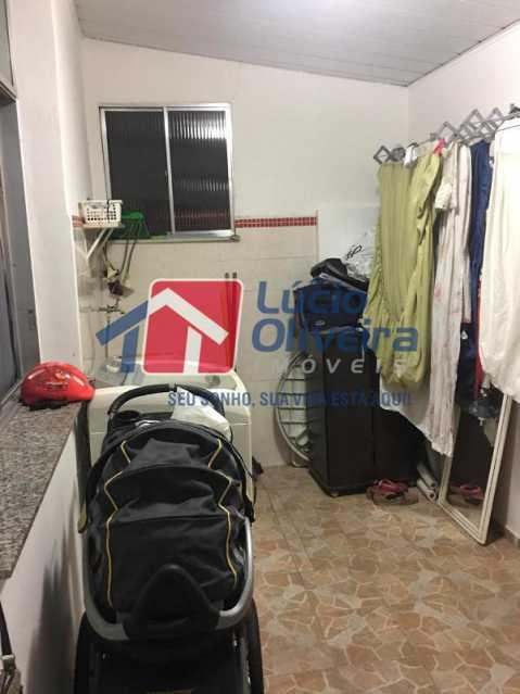 18-Area serviço - Cobertura à venda Avenida Dom Hélder Câmara,Abolição, Rio de Janeiro - R$ 280.000 - VPCO20010 - 19
