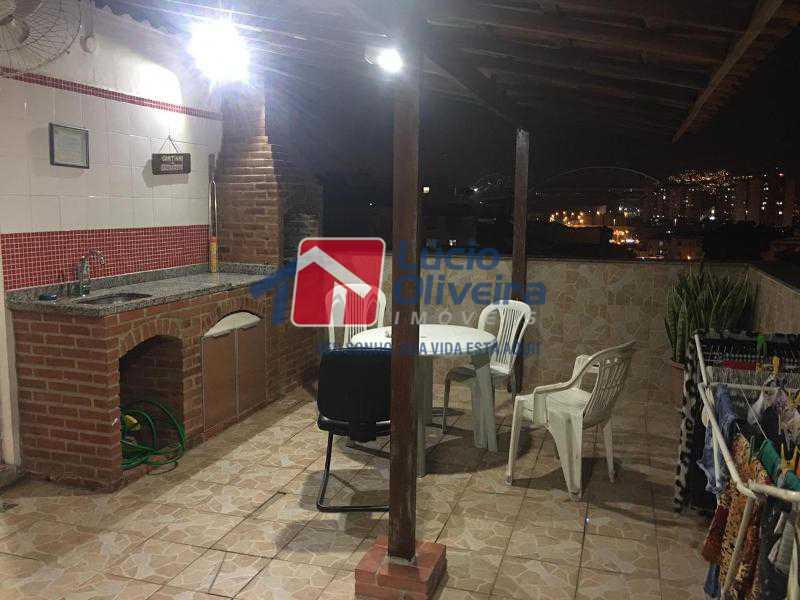 19-Churrasqueira - Cobertura à venda Avenida Dom Hélder Câmara,Abolição, Rio de Janeiro - R$ 280.000 - VPCO20010 - 20