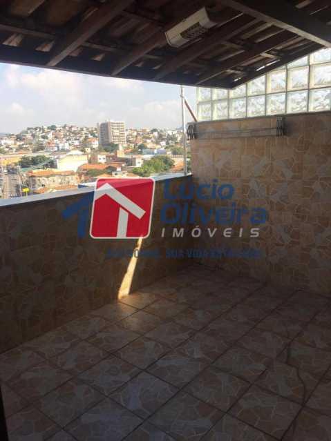 21-Terraço livre - Cobertura à venda Avenida Dom Hélder Câmara,Abolição, Rio de Janeiro - R$ 280.000 - VPCO20010 - 22