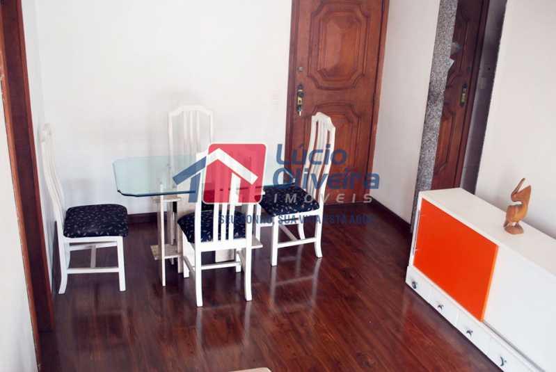 1-Sala ambiente - Apartamento Avenida Vicente de Carvalho,Vila da Penha,Rio de Janeiro,RJ À Venda,2 Quartos,66m² - VPAP21272 - 1
