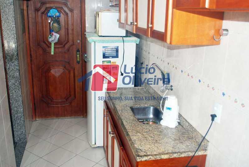 7-Cozinha com armarios - Apartamento à venda Avenida Vicente de Carvalho,Vila da Penha, Rio de Janeiro - R$ 269.000 - VPAP21272 - 8