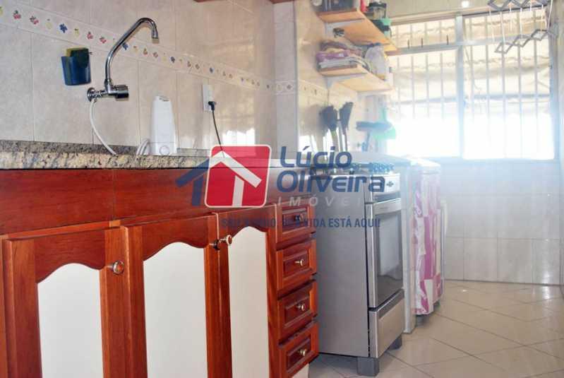 8-Cozinha - Apartamento à venda Avenida Vicente de Carvalho,Vila da Penha, Rio de Janeiro - R$ 269.000 - VPAP21272 - 9