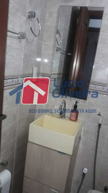 9-Banheiro Social - Apartamento Avenida Vicente de Carvalho,Vila da Penha,Rio de Janeiro,RJ À Venda,2 Quartos,66m² - VPAP21272 - 10
