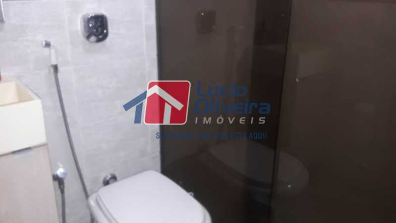 10-Banheiro Blindex - Apartamento à venda Avenida Vicente de Carvalho,Vila da Penha, Rio de Janeiro - R$ 269.000 - VPAP21272 - 11